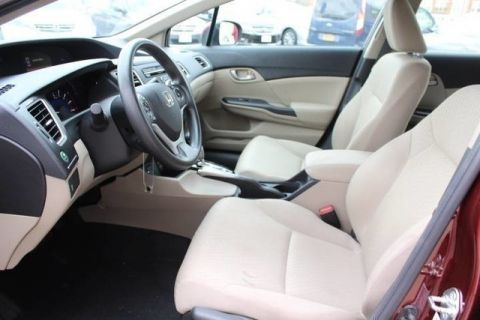 Certified Used Honda Civic LX
