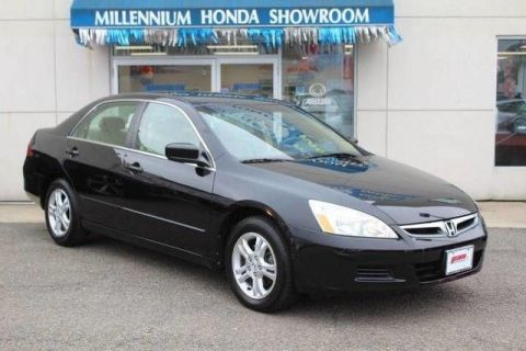 Used Honda Accord Special Edition