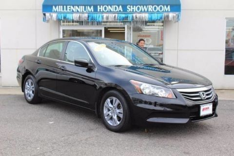Used Honda Accord Sdn 4dr I4 Auto SE