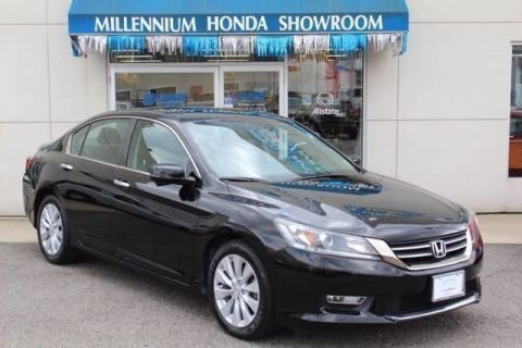 Certified Used Honda Accord Sdn 4dr I4 CVT EX