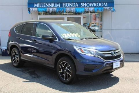 Certified Used Honda CR-V AWD 5dr SE