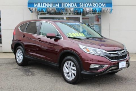 Certified Used Honda CR-V AWD 5dr EX