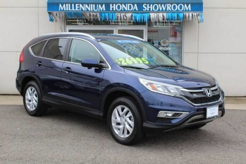Certified Used Honda CR-V AWD 5dr EX-L