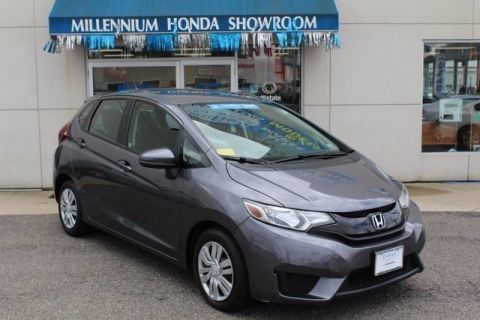 Certified Used Honda Fit 5dr HB CVT LX