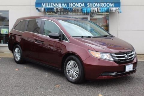 Certified Used Honda Odyssey 5dr LX