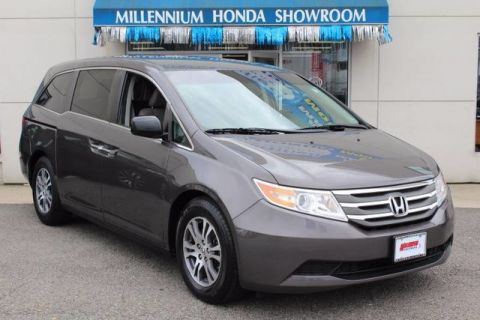 Certified Pre-Owned 2011 Honda Odyssey 5dr EX