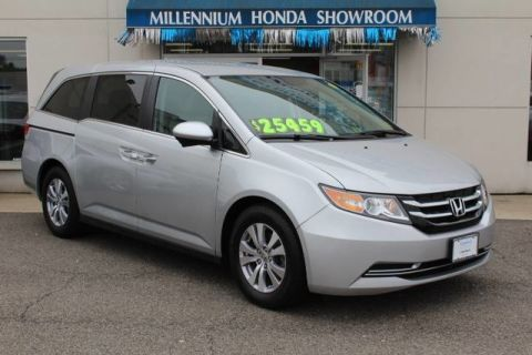 Certified Used Honda Odyssey 5dr EX