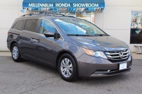 Certified Used Honda Odyssey 5dr EX-L