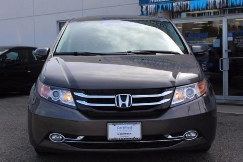 Certified Used Honda Odyssey 5dr Touring W/Nav & DVD