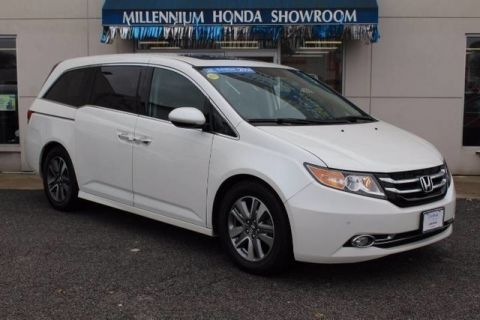 Certified Used Honda Odyssey 5dr Touring