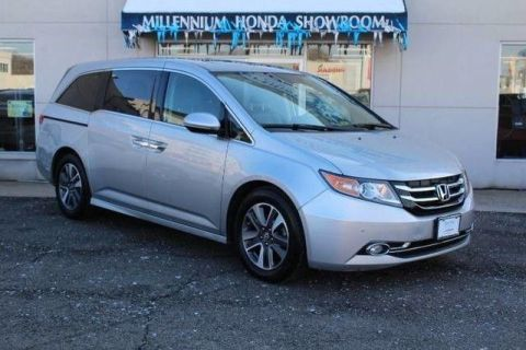 Certified Used Honda Odyssey Touring Elite