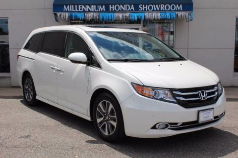 Certified Used Honda Odyssey 5dr Touring Elite