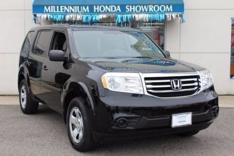 Certified Used Honda Pilot 4WD 4dr LX