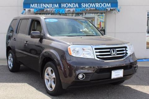 Certified Pre-Owned 2014 Honda Pilot 4WD 4dr EX