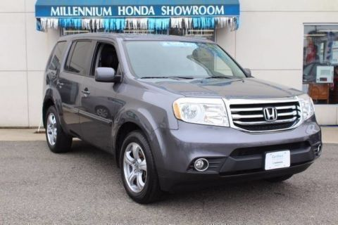 Certified Used Honda Pilot 4WD 4dr EX-L