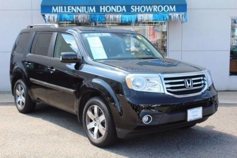 Certified Used Honda Pilot 4WD 4dr Touring w/RES & Navi