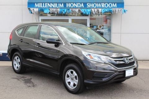 Certified Used Honda CR-V AWD 5dr LX