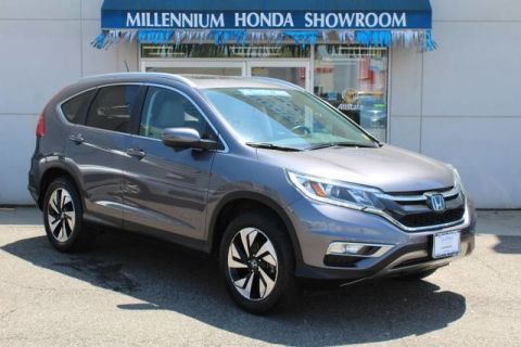 Certified Used Honda CR-V AWD 5dr Touring