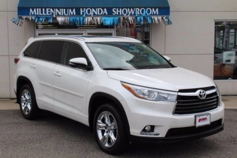 Used Toyota Highlander AWD 4dr V6 Limited