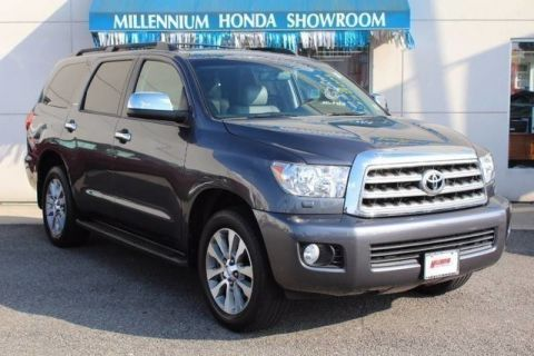 Used Toyota Sequoia 4WD 5.7L Limited