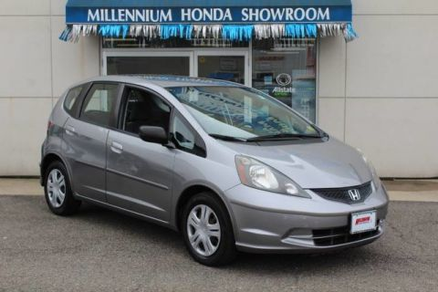 Used Honda Fit 5dr HB Auto