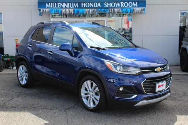 Pre Owned 2017 Chevrolet Trax Premier