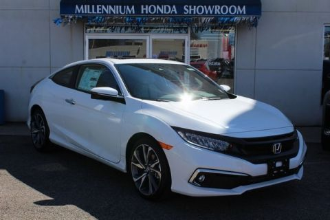 New 2019 Honda Civic Touring