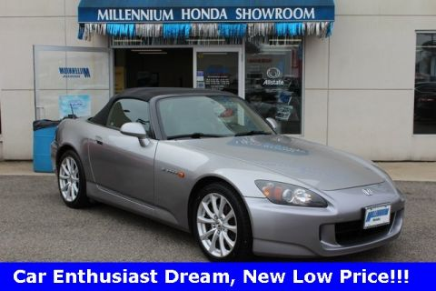 Pre-Owned 2007 Honda S2000 Base